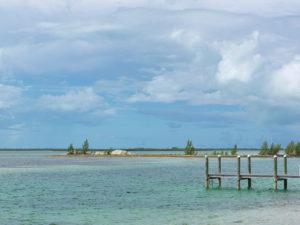 The Bay in Bimini, The Bahamas.