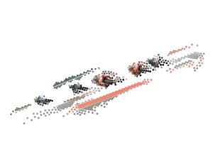 Hasselblad artwork in MotoGP by Kelly D. Hudak, Conscious Velocity